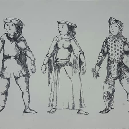 Costume Design for Theatre and Screen