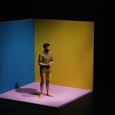 Gabriela Sandoval Montero - El Movimiento de las Imagenes. Photography by Manon Santi