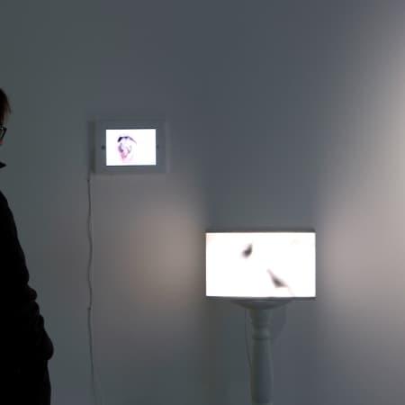 "Çağlar Tahiroğlu (MA Art and Science) - ""I am so aware of my body"""