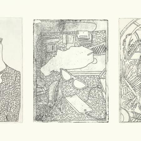 Image of work by Sara Ortolani