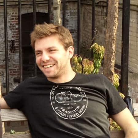 Angelos Tzigkounakis, MA Publishing Alumnus, LCC