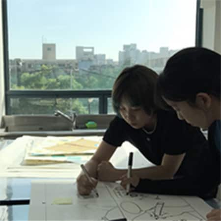 Link to a blog post about a recent collaboration between MA Service Experience Design students and Samsung Art and Design Institute in Seoul.