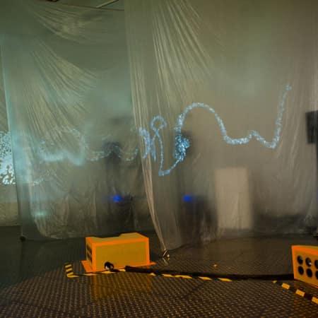 SE1 Data Stories exhibition as part of London Design Festival.