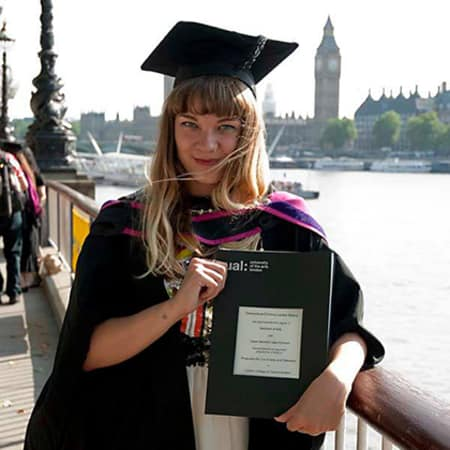 Genevieve Baker, LCC Alumni