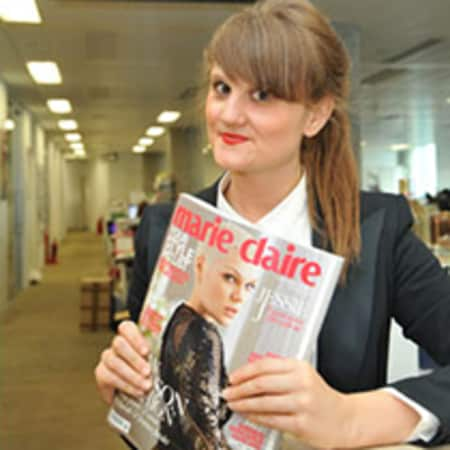 Louise White, BA (Hons) Magazine Publishing, LCC Alumni