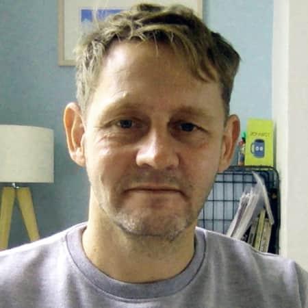 Image for alumni profile of Matt Sinclair, MA Screenwriting, LCC
