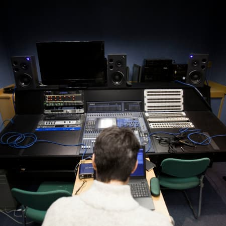 Image of Sound Studio