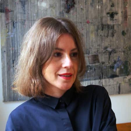 Image of Dr Lucia Vodanovic.