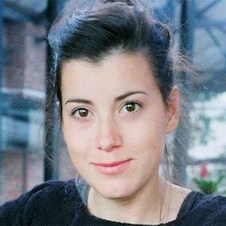 Image for staff profile for Charlotte-Maëva Perret, Visting Lecturer, MA Graphic Media Design, LCC
