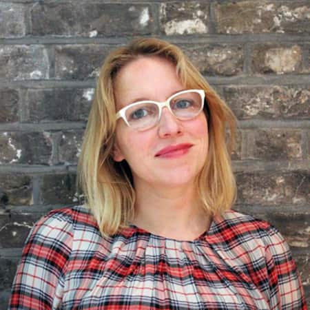 Portrait of Phillippa Rose, Associate Lecturer on BA (Hons) Design Management and Cultures at London College of Communication