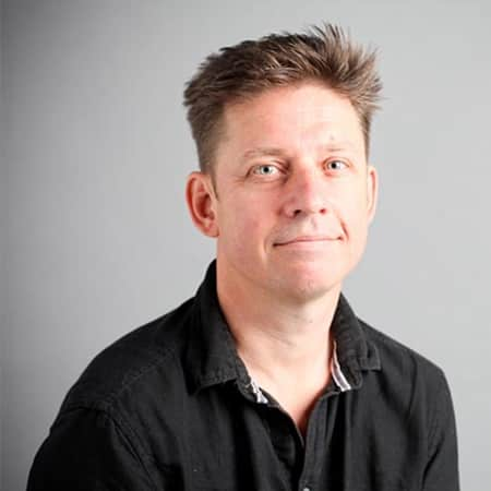 Tony Credland – Lead Tutor, MA Graphic Media Design