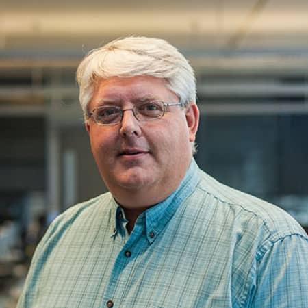 Russell Merryman - Senior Lecturer, BA (Hons) Journalism