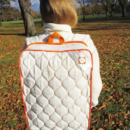 UN Orange Label rucksack
