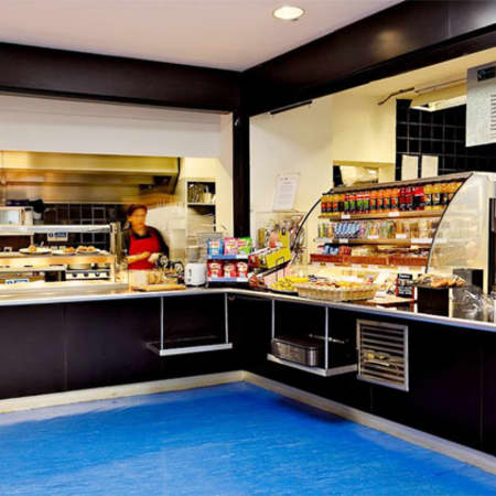 John Prince's Street - Canteen
