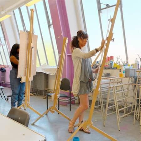 Lime Grove - Life Drawing room