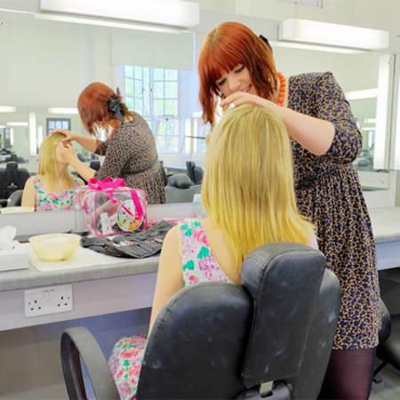Lime Grove - Make-up studio