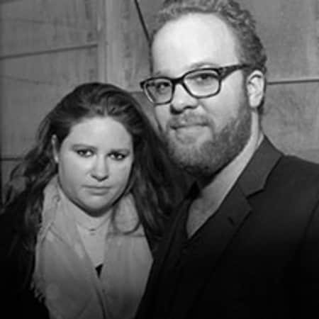 Alumni: Wouter Baartmans & Amber Siegel