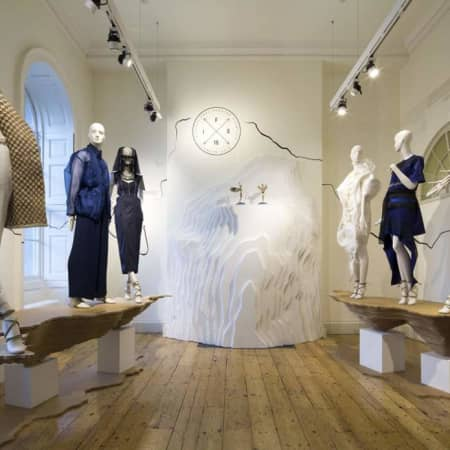 International Fashion Showcase at Somerset House