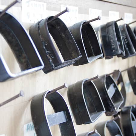 Image of course materials in Shoe making: the boot short course