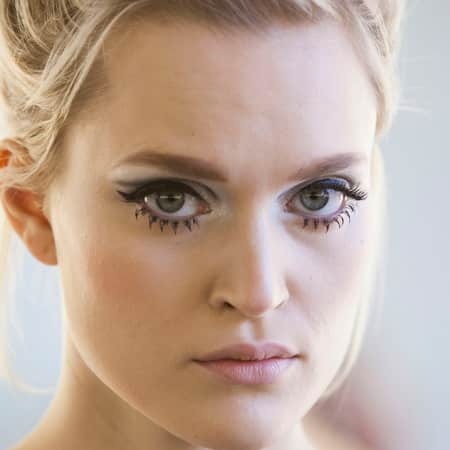 Example Look: 60s make-up