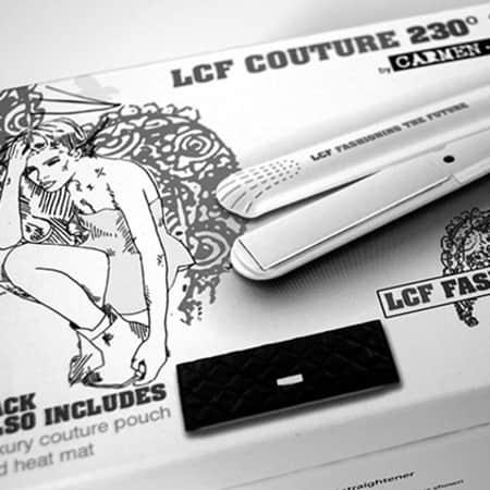 Packaging for Carmen hairdryer