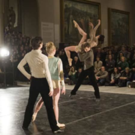 English National Ballet project