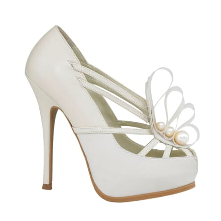 White shoe - The Masters Collection for New Look
