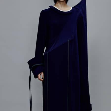 Andreas Bucher, BA (Hons) Fashion Design Technology: Womenswear, Haimin Cui, BA (hons) Fashion Design Technology:Menswear.