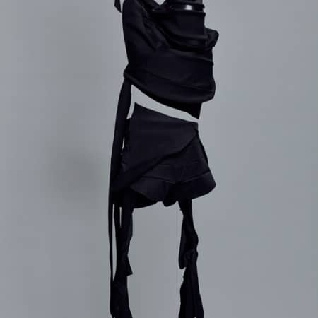 Fi Grew, BA Fashion Design Technology: Womenswear.