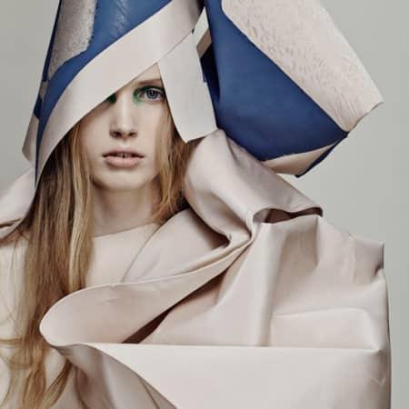 Jaewon Sophie Kim, BA (Hons) Fashion Design and Development; Fotini Handra, BA (Hons) Fashion Design Technology: Womenswear; Sarah Forgie, BA (Hons) Fashion Textiles: Print.