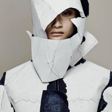 Roberta Kruminaite, BA Fashion Design Technology: Womenswear.