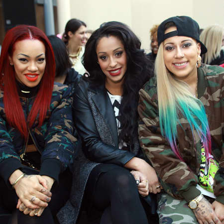 FROW: Stooshe