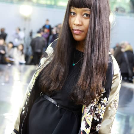 FROW: VV Brown