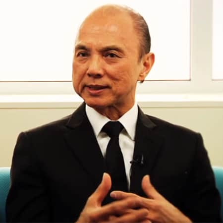 Alumni: Honorary Fellow Dato' Jimmy Choo OBE