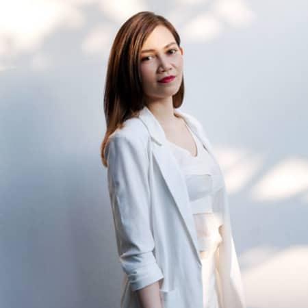 MA Fashion Journalism alumna Lily Marpaung
