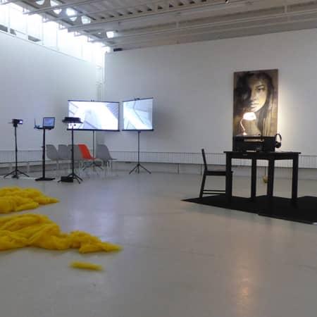 MFA Fine Art exhibition