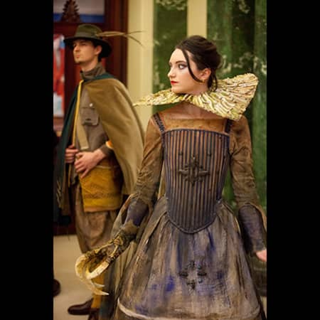 BA Costume for Theatre and Screen