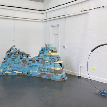 Kyle Galloway - BA Fine Art: Sculpture