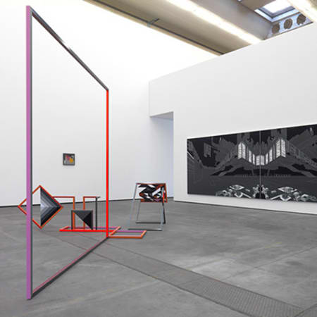 Ian Monroe installation.