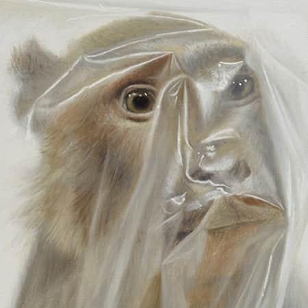Mark Fairnington painting.