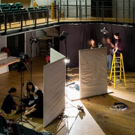 Grant Hicks - BA Production Arts for Screen.