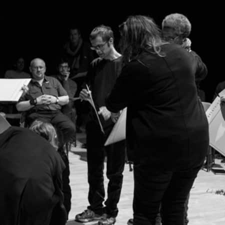 David Toop Offering Rites Archive Breathing (photographer Chris Lee)