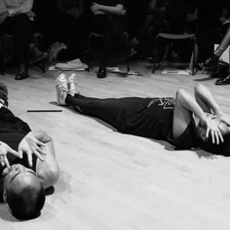David Toop Offering Rites Archive Breathing (photographer Fabio Lugaro)
