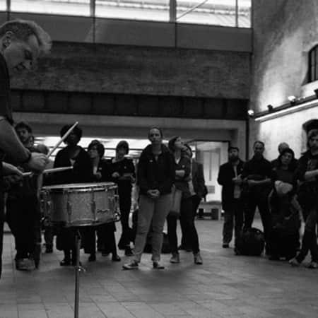 David Toop Offering Rites, Sculpture 3 event