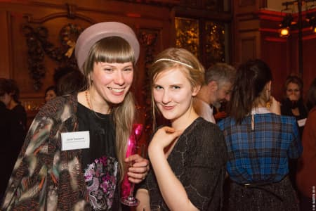 Sarah Townsend and guest © M Bastel 2013
