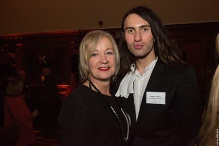 Anne Smith and Charles Jeffrey © M Bastel 2013