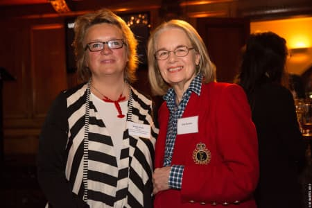 Karen Doyle and Gray Standen © M Bastel 2013