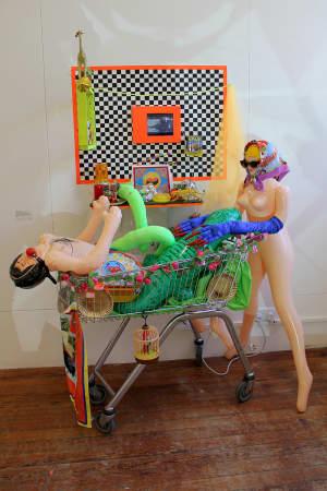 Amanda Jiang - Art: Sculpture