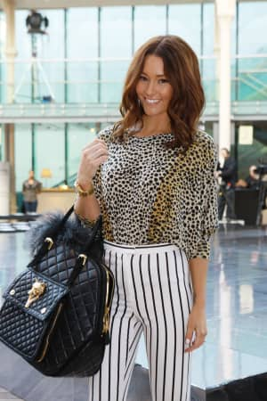 FROW: Erin McNaught