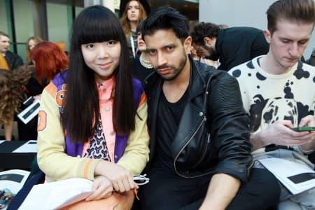 FROW: Susie 'Bubble' and Nik Thakkar